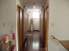 廊下の様子