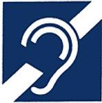 聴覚障害者を表す国際マーク